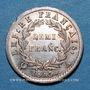 Coins 1er empire (1804-1814). 1/2 franc EMPIRE 1813 A
