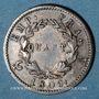 Coins 1er empire (1804-1814). 1/4 franc EMPIRE 1809 A