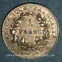 Coins 1er empire (1804-1814). 1 franc 1806 A