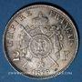 Coins 2e empire (1852-1870). 2 francs tête laurée 1869 A