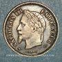 Coins 2e empire (1852-1870). 20 centimes tête laurée grand module 1867 A