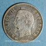 Coins 2e empire (1852-1870). 20 centimes tête nue 1859 A