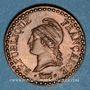 Coins 2e république (1848-1852). 1 centime 1848 A