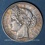 Coins 2e république (1848-1852). 1 franc 1849 A