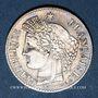 Coins 2e république (1848-1852). 20 centimes 1850 A