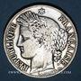 Coins 2e république (1848-1852). 5 francs Cérès 1850 A