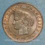 Coins 3e république (1870-1940). 1 centime Cérès 1879 A