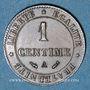 Coins 3e république (1870-1940). 1 centime Cérès 1888 A