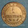 Coins 3e république (1870-1940). 1 centime Cérès 1895 A