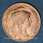 Coins 3e république (1870-1940). 1 centime Dupuis, 1901