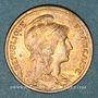 Coins 3e république (1870-1940). 1 centime Dupuis, 1911