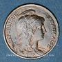Coins 3e république (1870-1940). 1 centime Dupuis, 1920