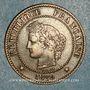 Coins 3e république (1870-1940). 2 centimes Cérès 1889 A