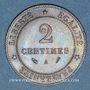 Coins 3e république (1870-1940). 2 centimes Cérès 1894 A