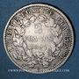 Coins 3e république (1870-1940). 2 francs Cérès 1894 A