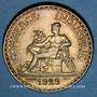 Coins 3e république (1870-1940). 2 francs Chambre de commerce 1923