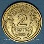 Coins 3e république (1870-1940). 2 francs Morlon 1931