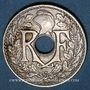 Coins 3e république (1870-1940). 25 centimes Lindauer 1919
