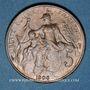 Coins 3e république (1870-1940). 5 centimes Dupuis, 1906