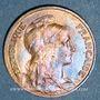 Coins 3e république (1870-1940). 5 centimes Dupuis, 1908