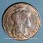 Coins 3e république (1870-1940). 5 centimes Dupuis, 1909