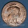 Coins 3e république (1870-1940). 5 centimes Dupuis, 1916. Madrid