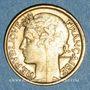 Coins 3e république (1870-1940). 50 centimes Morlon 1939B