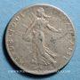 Coins 3e république (1870-1940). 50 centimes Semeuse 1907