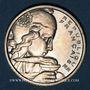 Coins 4e république (1947-1959). 100 francs Cochet 1958