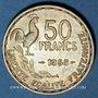Coins 4e république (1947-1959). 50 francs Giraud 1958