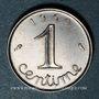 Coins 5e république (1959- /). 1 centime épi 1969. 2e 9 queue longue
