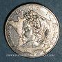 Coins 5e république (1959- ). 10 francs 1986. Finistère touchant le listel