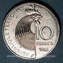 Coins 5e république (1959- ). 10 francs 1986 Schuman