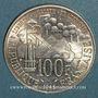 Coins 5e république (1959- ). 100 francs 1985 Germinal