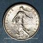 Coins 5e république (1959- ). 50 centimes Semeuse 1971