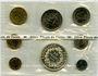 Coins 5e république (1959-). Série FDC 1970