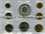 Coins 5e république (1959-). Série FDC 1972