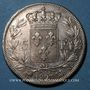 Coins Charles X (1824-1830). 5 francs, 2e type 1827 MA. Marseille