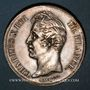 Coins Charles X (1824-1830). 5 francs 2e type 1830 MA. Marseille