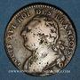 Coins Constitution (1791-1792). 12 deniers 1792 A, an 3. Sans cédille. Type FRANCOIS. Rosette