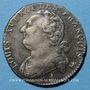 Coins Constitution (1791-1792). 12 deniers 1792 A, an 4. Type FRANCOIS. Léopard à droite et lyre