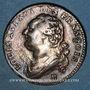 Coins Constitution (1791-1792). 12 deniers 1792 B Rouen, type FRANCOIS