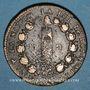 Coins Constitution (1791-1792). 12 deniers 1792 BB. Strasbourg. Type FRANCAIS