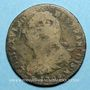Coins Constitution (1791-1792). 2 sols 1792 N. Montpellier. MdC