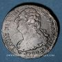 Coins Constitution (1791-1792). 2 sols 1792 N. Montpellier