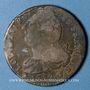 Coins Constitution (1791-1792). 2 sols 1792 W. Lille, 1er semestre, type FRANCOIS