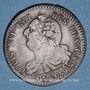 Coins Constitution (1791-1792). 6 deniers 1792 BB. Strasbourg. Type FRANCAIS