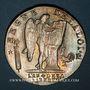 Coins Constitution (1791-1792). Ecu de 6 livres, type FRANCOIS 1792 R. Orléans. 1er semestre