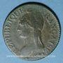Coins Consulat (1799-1804). 5 centimes an 9 BB. Strasbourg
