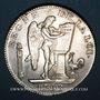 Coins Convention (1792-1795). Ecu de 6 livres 1793 A. 1er semestre